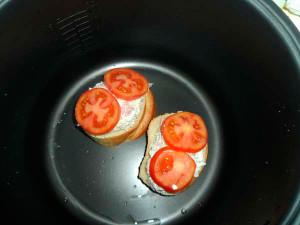 бутерброды в мультиварке
