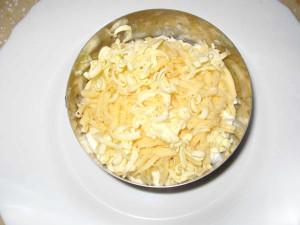 сыр, масло, лук