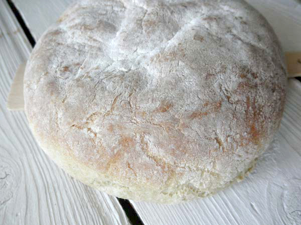 хлеб из овсяных хдопьев в духовке