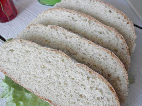 рецепт хлеба из овсяных хлопьев