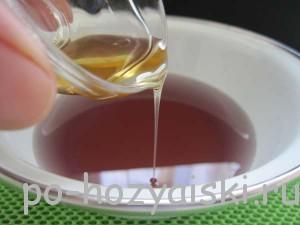 добавить мед