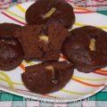 Как приготовить шоколадные кексы в микроволновке