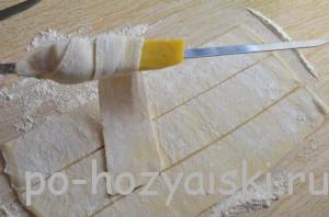 сыр в тесте