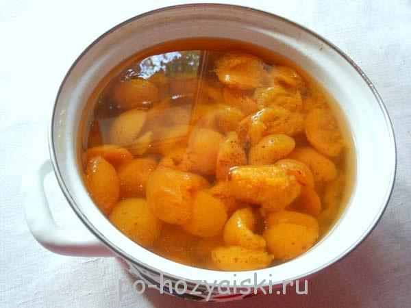 Как сделать настойку из абрикосов в домашних условиях
