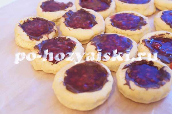 Рецепты с печенья с желе