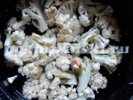 промыть капусту