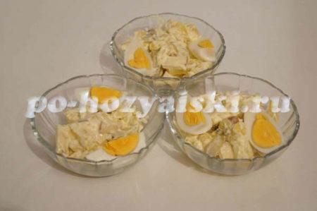 картофельный салат по-немецки