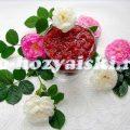 Ароматное и целебное варенье из розы и клубники