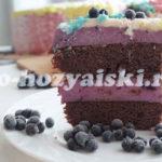 торт со смородиновым вареньем