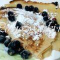 Очень вкусные медовые блины на завтрак