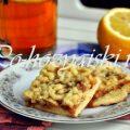 Рецепт венского печенья с вареньем