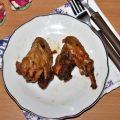Крылышки с соевым соусом и медом в мультиварке