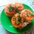 Бутерброды с творогом и колбасой в мультиварке