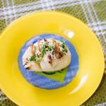 Картошка-гармошка с беконом