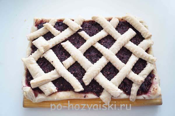 пирог с черемухой рецепт