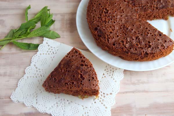 пирог с ревенем фото рецепт