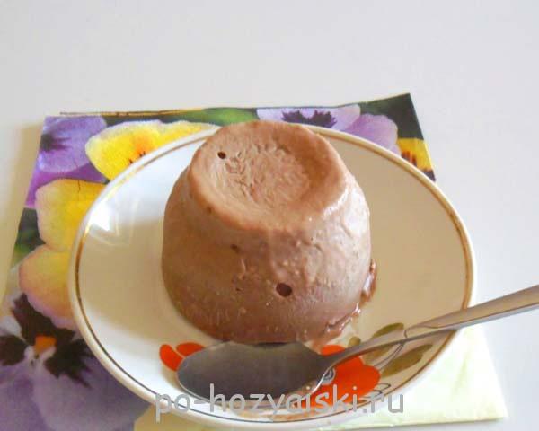 как сделать мороженое из сметаны