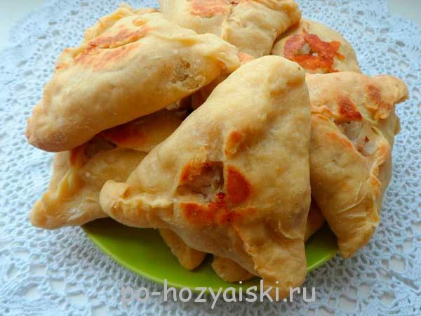 эчпочмак по-татарски рецепт