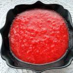 замороженное варенье из вишни