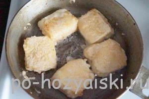 жареное молоко рецепт с фото