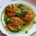 Аппетитные кабачки с чесноком в духовке