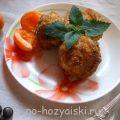 Чешские кнедлики с абрикосами