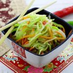 салат из кабачков по-корейски