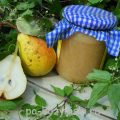 Сгущёнка из груш, вкусная заготовка на зиму