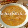 Суп из кильки в томатном соусе — экономное и вкусное блюдо