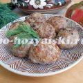 Необычные котлеты из баклажанов и мяса