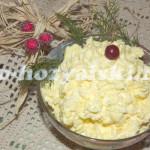 салат белочка