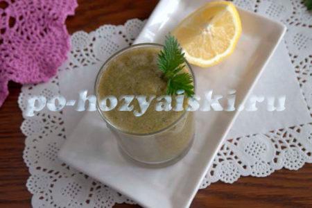 напиток из крапивы