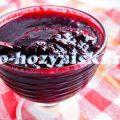 Варенье из черной смородины на зиму, рецепт с фото