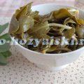 Маринованный портулак, вкусная заготовка из сорняка