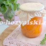 джем из абрикосов в мультиварке