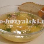 гороховый суп, рецепт с тушенкой
