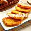 Как приготовить драники из картофеля, классический рецепт