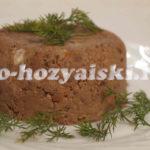 паштет из свиной печени