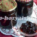 Как приготовить варенье из вишни без косточек