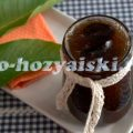 Варенье из зеленых грецких орехов на зиму без извести
