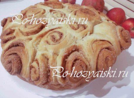 Дружная семейка рецепт булочек
