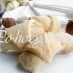 рецепт рогаликов на сметане и маргарине