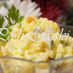салат из картошки яиц и соленых огурцов