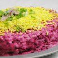 Рецепт приготовления ленивой селедки под шубой