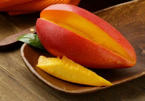 кусочек манго