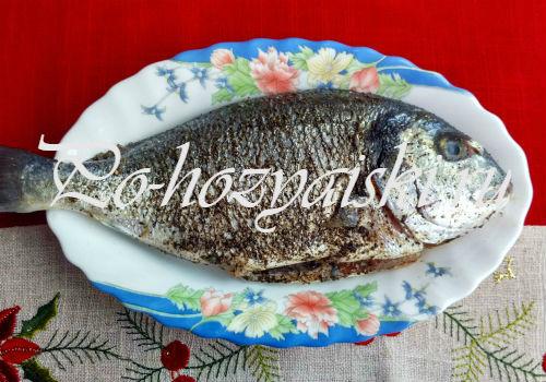 рыбу очистить