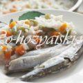 Рецепт мойвы, тушеной на сковороде с овощами