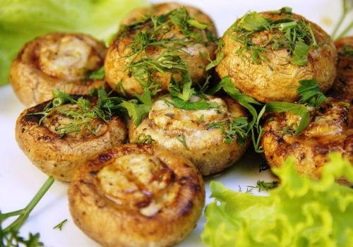 рецепт грибов