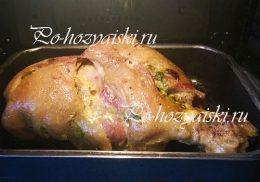 свиная рулька отварная и запеченная в духовке