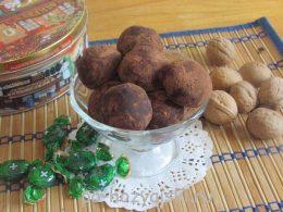 конфеты трюфеля рецепт с фото